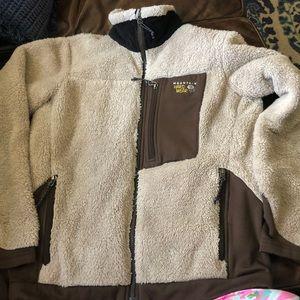 Mountain Hardware Monkey fleece jacket M